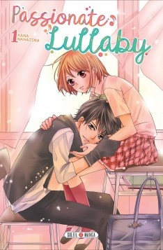Couverture Passionate lullaby, tome 1