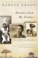 Couverture Les rêves de mon père Editions Three Rivers Press 2004