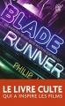 Couverture Robot blues / Les androïdes rêvent-ils de moutons électriques ? / Blade Runner Editions J'ai Lu 2017