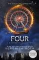 Couverture Divergente raconté par Quatre, édition augmentée Editions HarperCollins 2014