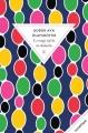Couverture Le rouge vif de la rhubarbe Editions Zulma 2016