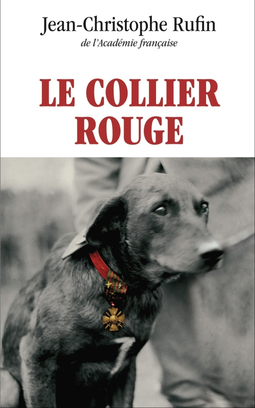 Couverture Le Collier rouge