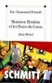Couverture Monsieur Ibrahim et les fleurs du Coran Editions Albin Michel 2009