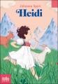 Couverture Heidi /  Heidi, fille de la montagne Editions Folio  (Junior) 2011