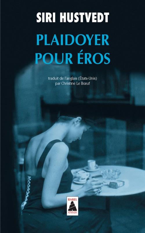 Couverture Plaidoyer pour Eros