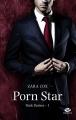 Couverture Dark desires, tome 1 : Porn star Editions Milady (Romantica) 2018