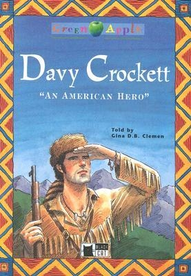 Couverture Davy Crockett