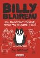 Couverture Billy Blaireau : Son enlèvement (presque) réussi mais finalement raté Editions Casterman 2018