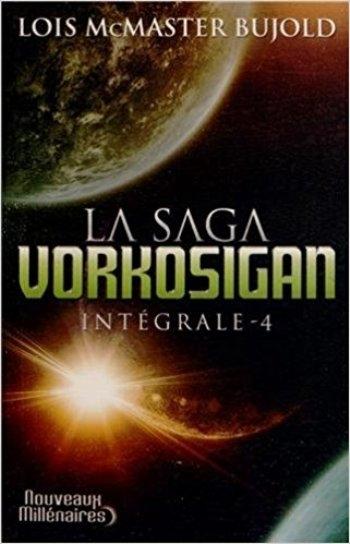 Couverture La saga Vorkosigan, intégrale, tome 4