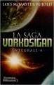 Couverture La saga Vorkosigan, intégrale, tome 4 Editions J'ai Lu (Nouveaux Millénaires) 2012