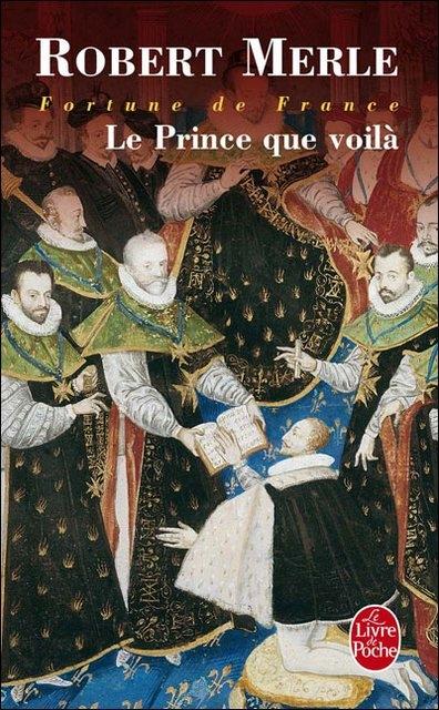 Couverture Fortune de France, tome 04 : Le prince que voilà