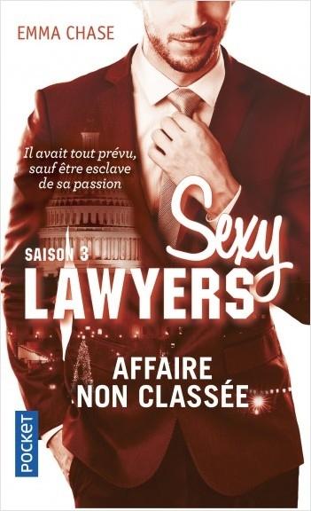 Couverture Sexy lawyers, tome 3 : Affaire non classée
