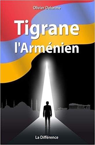 Couverture Tigrane l'arménien