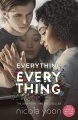 Couverture Everything, everything Editions Ember 2015