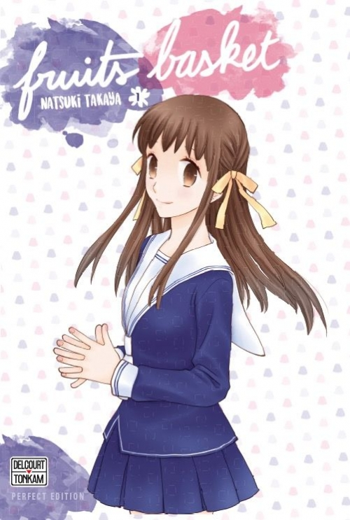 Couverture Fruits Basket perfect, tome 1