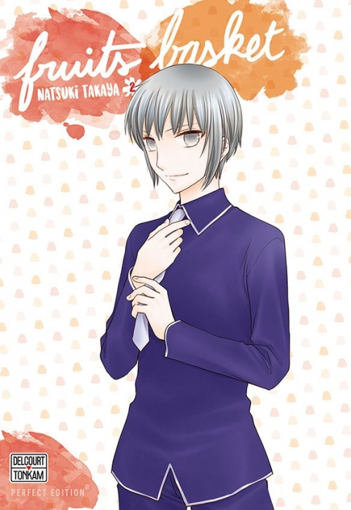 Couverture Fruits Basket perfect, tome 02