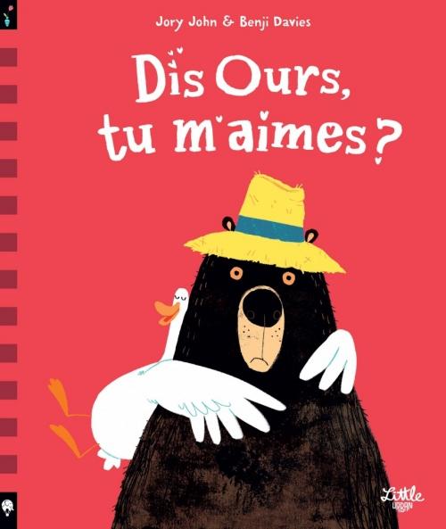 Couverture Dis ours, tu m'aimes ?