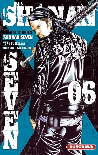 Couverture Shonan Seven, tome 06