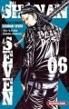 Couverture Shonan Seven, tome 06 Editions Kurokawa (Shônen) 2017