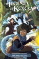 Couverture The Legend of Korra: Turf Wars, book 1 Editions Dark Horse 2017