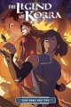 Couverture The Legend of Korra: Turf Wars, book 2 Editions Dark Horse 2018