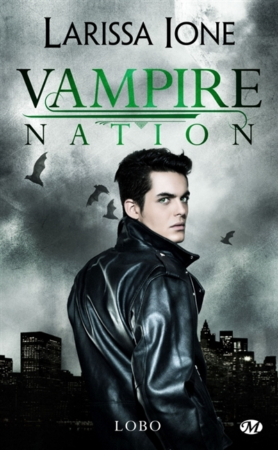 Couverture Vampire Nation, tome 2.5 : Lobo
