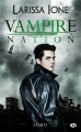 Couverture Vampire nation, tome 2.5 : Lobo Editions Milady (Bit-lit) 2018