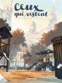Couverture Ceux qui restent Editions Delcourt 2018