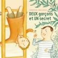 Couverture Deux garçons et un secret Editions de la Bagnole 2016