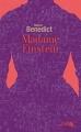 Couverture Madame Einstein Editions Presses de la cité 2018