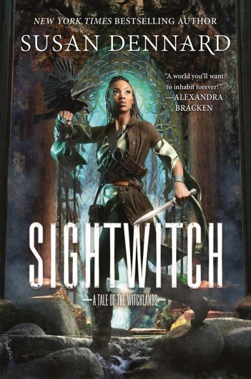 Couverture The Witchlands, book 0.5: Sightwitch