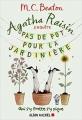 Couverture Agatha Raisin enquête, tome 03 : Pas de pot pour la jardinière Editions Albin Michel 2016