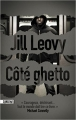 Couverture Côté ghetto Editions Sonatine 2017