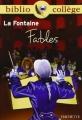 Couverture Fables Editions Hachette (Biblio collège) 1999
