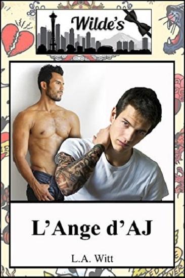 Couverture Wilde's, tome 2 : L'ange d'AJ