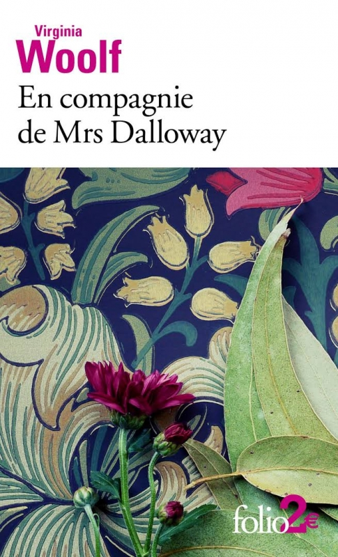 Couverture En compagnie de mrs Dalloway