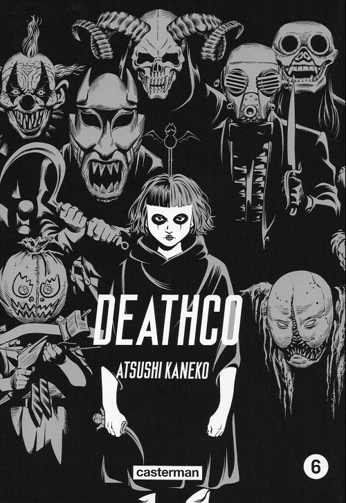 Couverture Deathco, tome 6