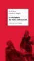 Couverture Manifeste du parti communiste Editions Le temps des cerises 2016