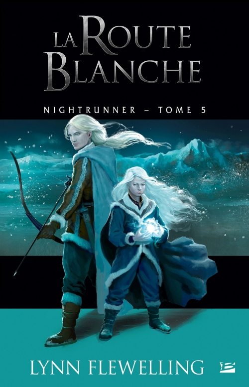 Couverture Nightrunner, tome 5