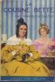 Couverture La cousine Bette Editions Nelson 1952
