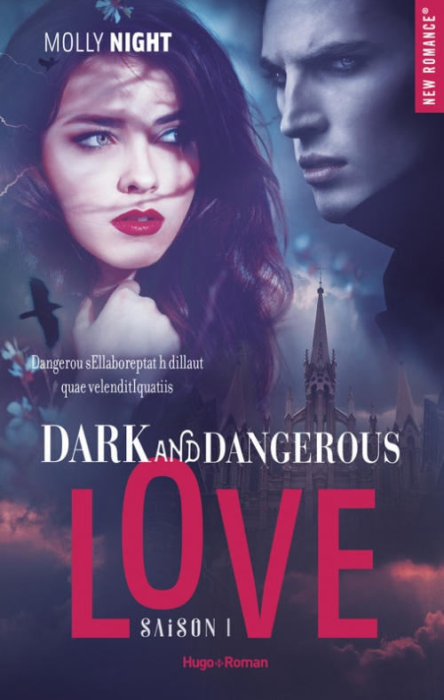 Couverture Dark and dangerous love, tome 1