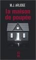 Couverture La maison de poupée Editions 10/18 2018