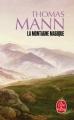 Couverture La montagne magique Editions Le Livre de Poche 2017