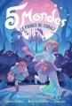 Couverture 5 mondes, tome 2 : Le prince de cobalt Editions Gallimard  (Bande dessinée) 2018