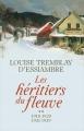 Couverture Les héritiers du fleuve, double, tome 2 : 1918-1939 Editions France Loisirs 2015