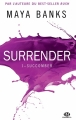 Couverture A corps perdus / Surrender, tome 1 : Succomber Editions Milady (Romantica) 2017