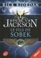 Couverture Le fils de Sobek Editions Le Livre de Poche (Jeunesse) 2013