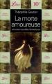 Couverture La morte amoureuse Editions Librio (Noir) 1998