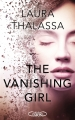 Couverture The vanishing girl, tome 1 Editions Michel Lafon 2018