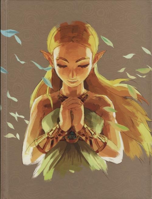 Couverture The Legend of Zelda : Breath of the Wild : Le guide officiel complet